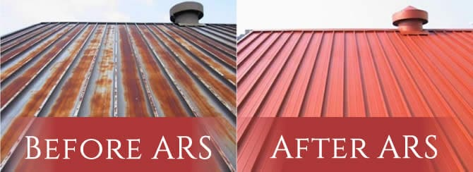Before & After Photos | ARS Roofing