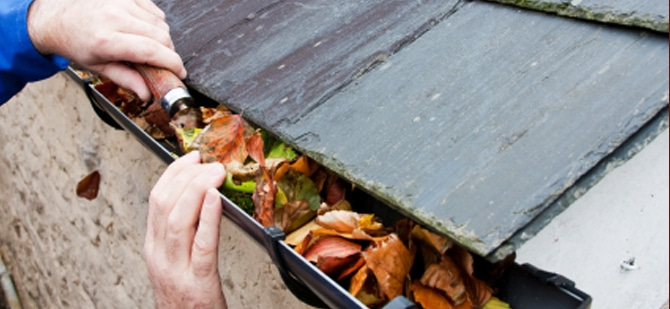 Gutter Repairs | ARS Roofing