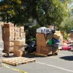 Supplies for Valley Fire Victims